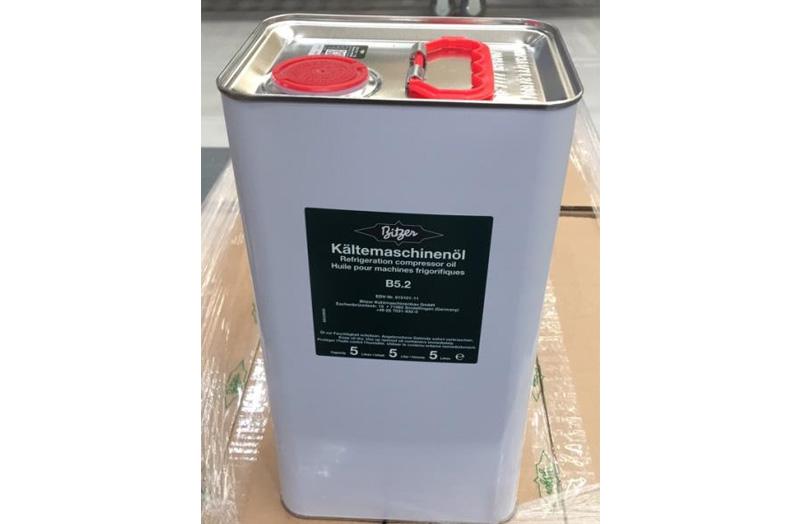 比泽尔冷冻油 B5.2(5L/桶)