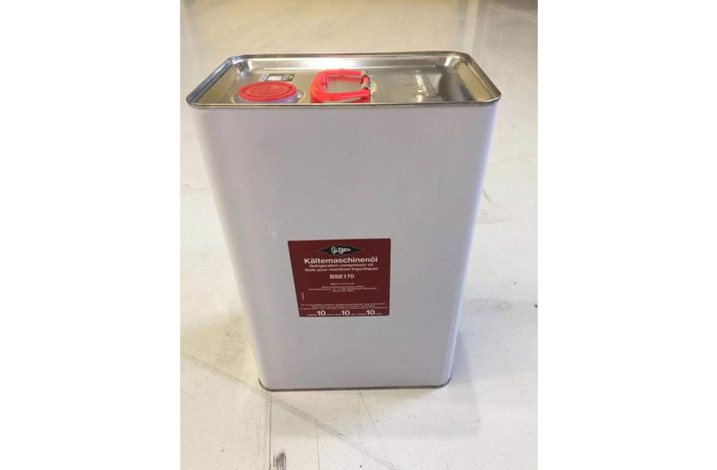 比泽尔冷冻油 BSE170(10L/桶)